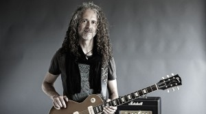 Sören Jordan Gibson Les Paul Goldtop