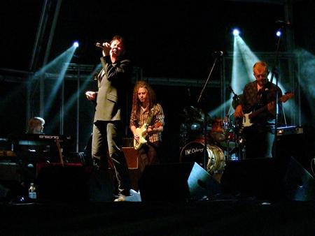 Søren Jordan & Paul Young live in Aosta 2009